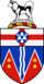 Coat of arms of Yukon