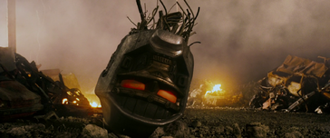 Sentinel Head (The Last Stand - 2006)
