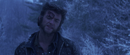 Logan Healing His Facial Wounds (X-Men - 2000)