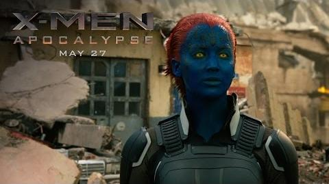 "X-Men Apocalypse ""Mystique"" Power Piece HD 20th Century FOX"