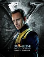 X-men first class erik