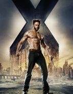 Wolverine (DoFP Promotional Image)