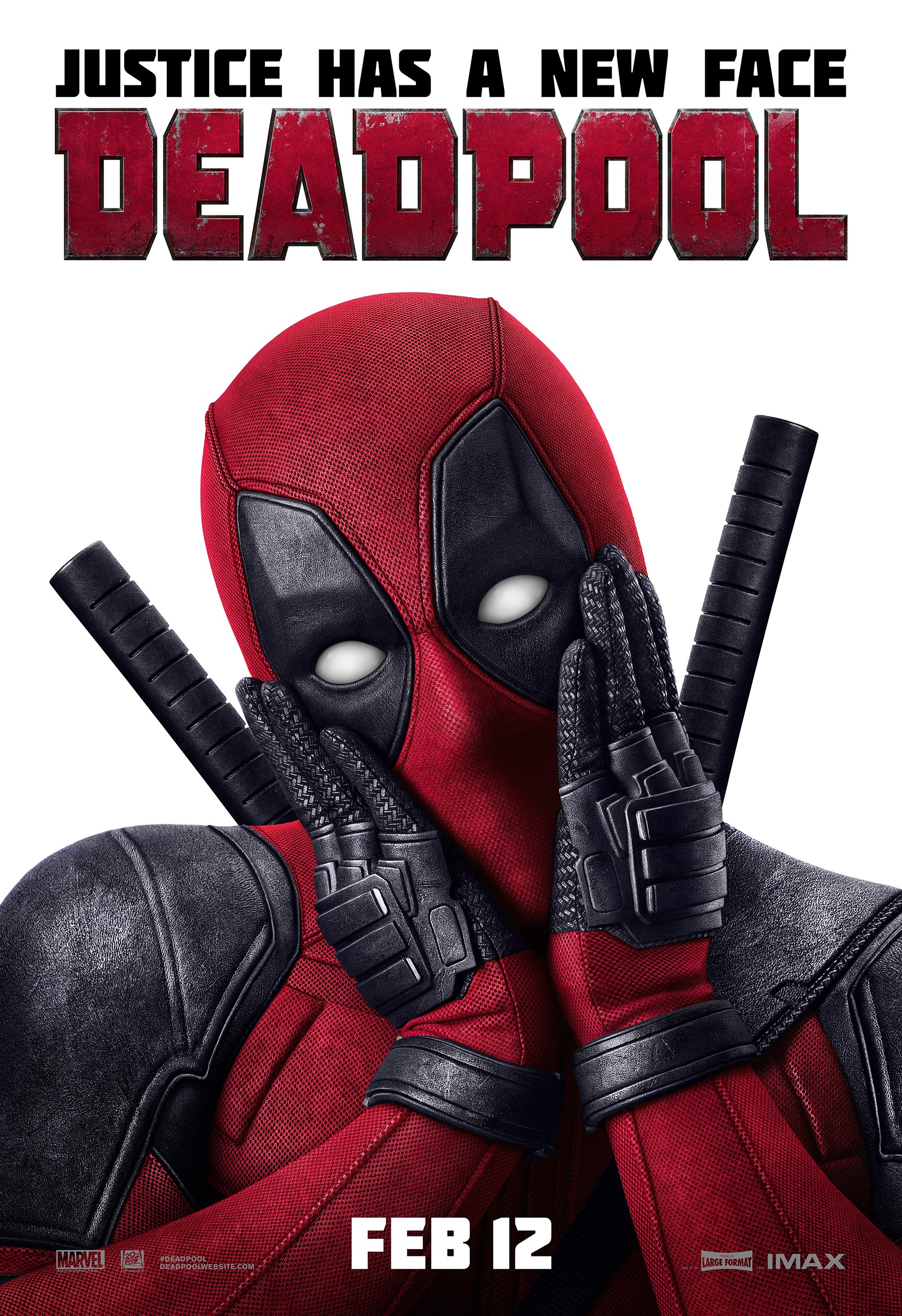 Image - Deadpool poster 3.jpg | X-Men Movies Wiki | FANDOM powered ...