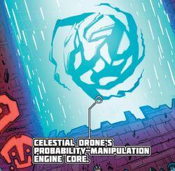 CelestialDroneProbabilityManipulationEngineCore