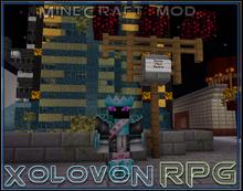 Xolovon RPG Title