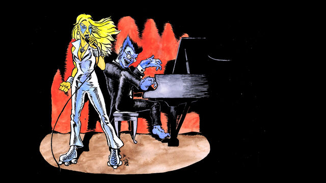 File:Dazzler-and-the-Beast-in-concert.jpg