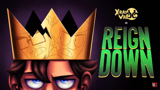 File:X ray and vav reign down title card.png