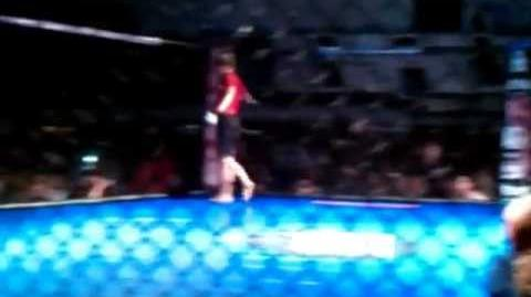 MMA Ronda Rousey's first MMA fight vs