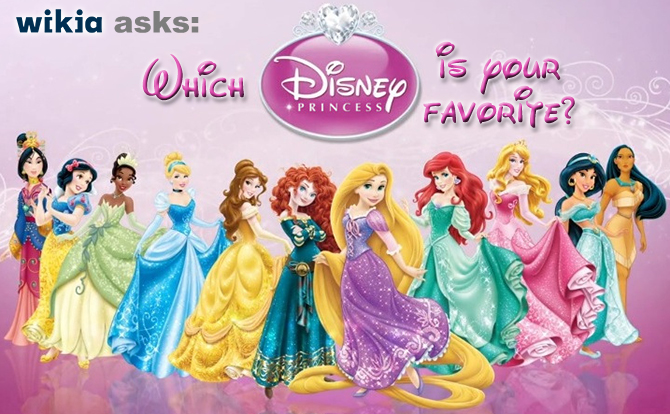 Disney-Wiki Princess-Poll Banner 01