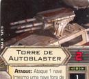 Torre de Autoblaster