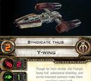 Syndicate Thug