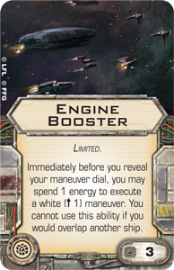 Engine-booster