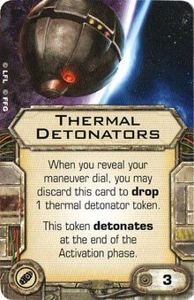 Thermal-detonators
