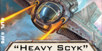"""Heavy Scyk"" Interceptor"