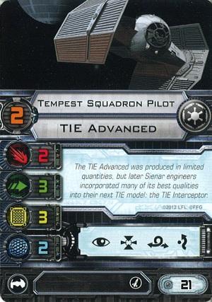 Tempest Squadron Pilot