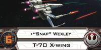 """Snap"" Wexley"
