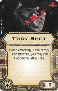 Trick-shot