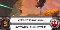 """Zeb"" Orrelios"