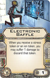 Swx41 electronic-baffle