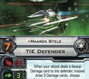 Maarek Stele (TIE Defender)