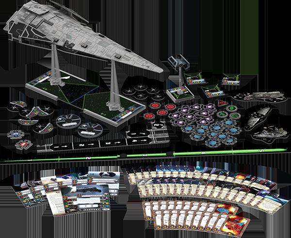 ImperialRaider components