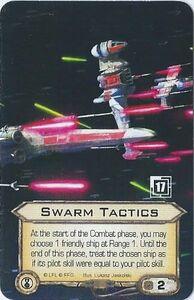 Swarm Tactics Alt Art