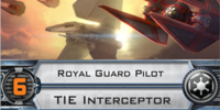 Royal Guard Pilot