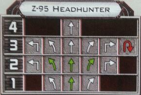 Z-95 Headhunter Movement