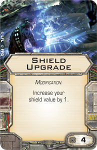 Shield Upgrade