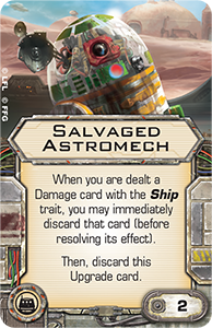 Salvaged-astromech