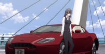Hiratsuka's Car