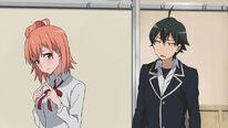 Yahari Ore no Seishun Rabukome wa Machigatteiru - 04 - Large 09