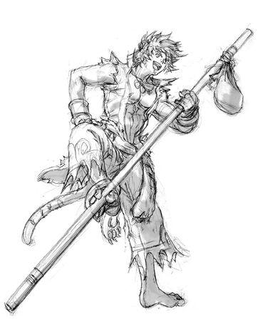 Xiba sketch