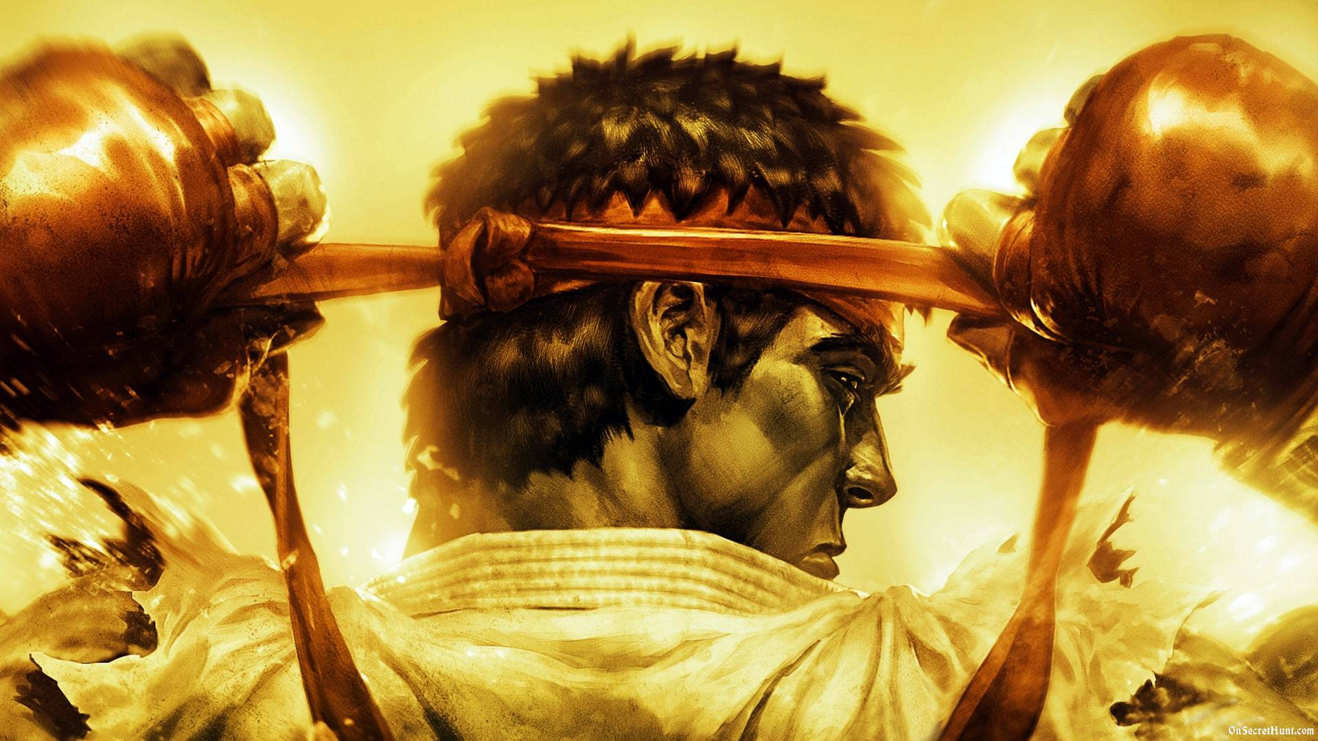 Street Fighter V Ken Video Game HD desktop wallpaper