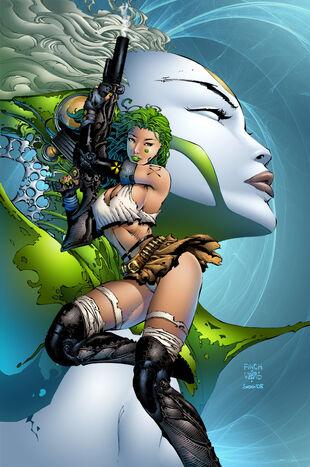 Aphrodite ix finch by SeanE