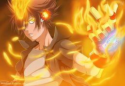 Katekyo hitman reborn eyes gloves sawada tsunayoshi anime tsuna dying will flames 1980x1361 wallp www.miscellaneoushi.com 24
