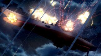 Yamato Divebomber Attack