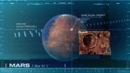 Mars Arcadia Port Sheherazade Approach
