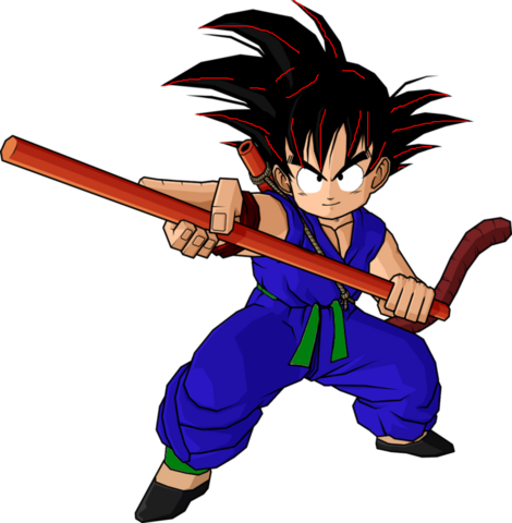 File:Kid goku blue gi by db own universe arts-d3jncow.png