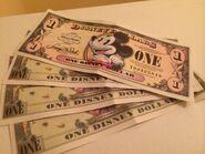 Raredisneydollars