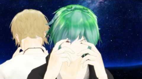 MMD Hotaru and Ren- K.I.L.L
