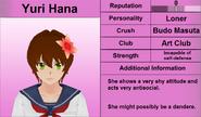 Yuri Hana