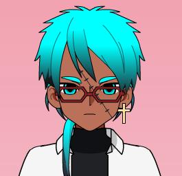 Rei's portrait
