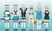 Zeri outfits