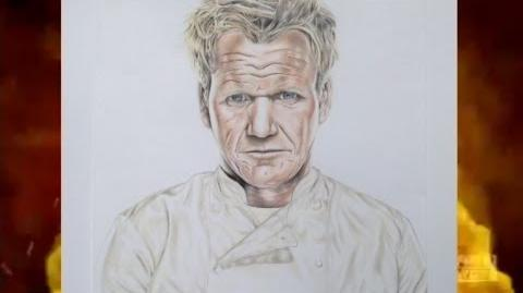 Gordon Ramsay Rap Music Video - Where's the Lamb Sauce - Hell's Kitchen Montage