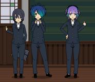 Light Music Genderswapped (No GB! Hayato)