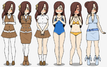 Rei-Outfits