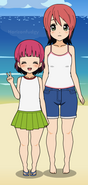 Pippi and hisa