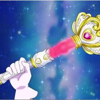 出自Go!Princess 光之美少女的水晶公主魔法棒