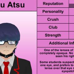 Daku's 4th profile. February 17th, 2016.